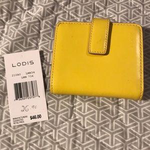 Lodis small wallet